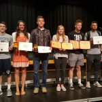 2017 Senior Student-Athletes Receive Awards