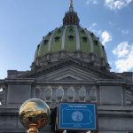 Lady Knights Soccer Team Visits State Capitol
