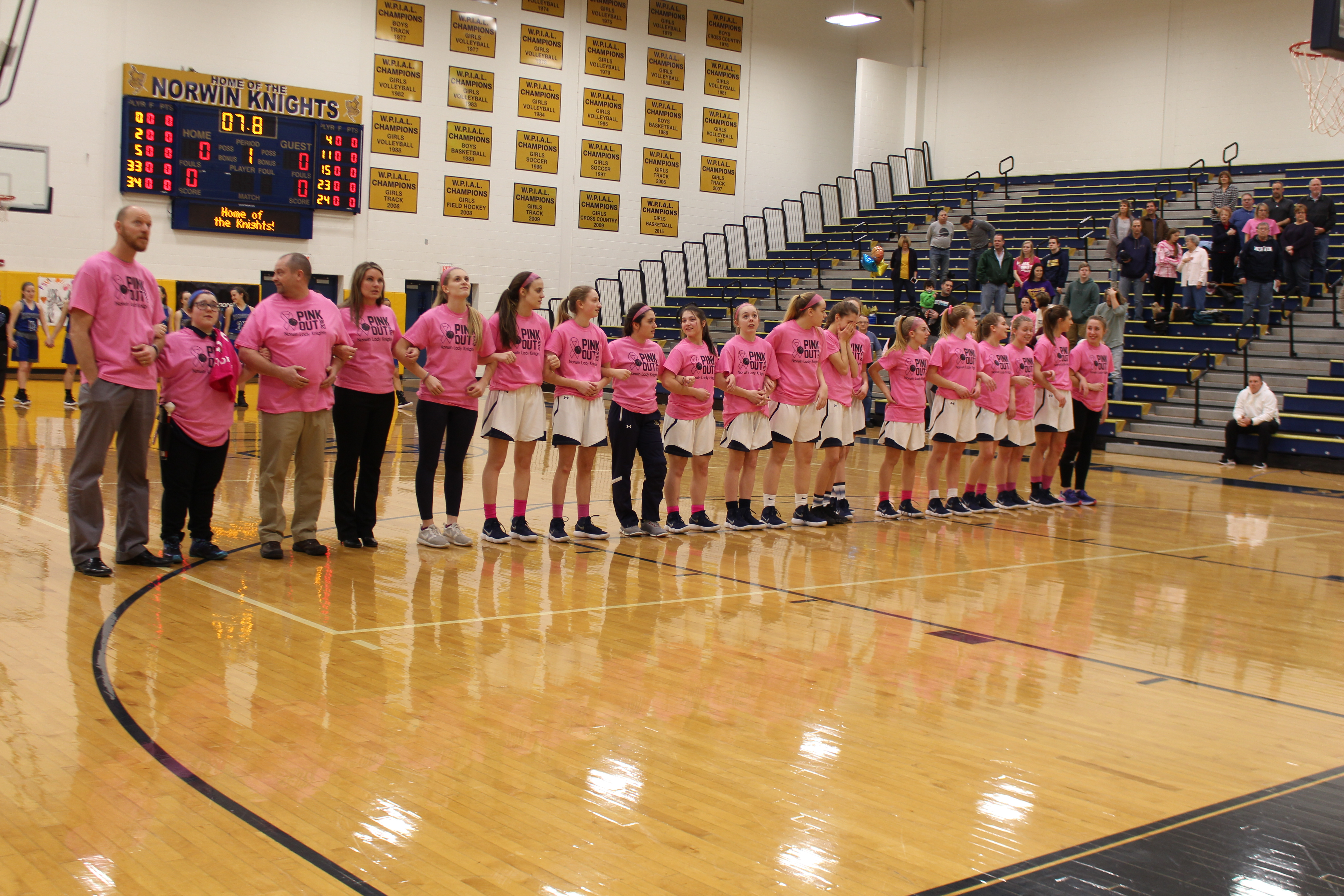 Norwin Girls Basketball Set for 1st Round of WPIAL Playoffs