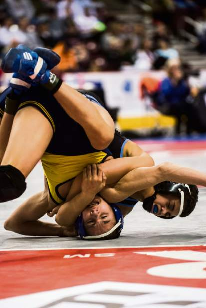 Phipps finishes 2nd at PIAA Wrestling Championships