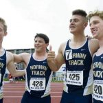 Tribune Review: Track helps expedite football recruiting for Norwin's Rizzo