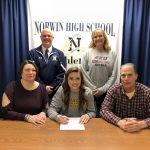 Nicholes commits to Bloomsburg for Volleyball