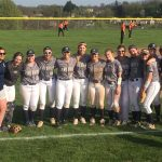 Girls Varsity Softball beats Greater Latrobe Senior 4 – 1
