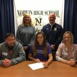 Richie to continue volleyball career at Chatham