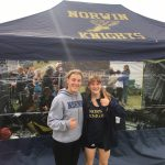 Girls Varsity Cross Country finishes 9th place at WPIAL Championship @ California University