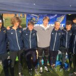 Boys Varsity Cross Country finishes 7th place at WPIAL XC Championships @ California University