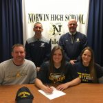 Culbertson Commits to Alderson Broaddus Softball Team