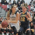 Girls Basketball picks up playoff win over Lebo- Trib HSSN