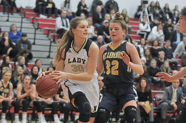 Lady Knights Basketball Senior Leaders featured in Trib HSSN!