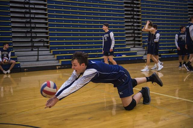 Boys Volleyball looks to Build on Early Season Success- Trib HSSN