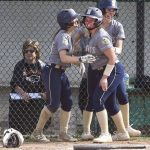 Girls Softball wins first round playoff game in a rout!  Trib HSSN