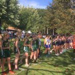 Girls cross country team posts sweep of PT and Derry