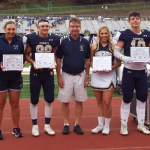 """Athletes of the Week"" Recognized 9/6/2019"