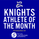 Congratulations to November's Athlete of the Month- Jack Salopek
