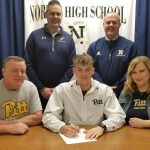 Huss Makes College Commitment