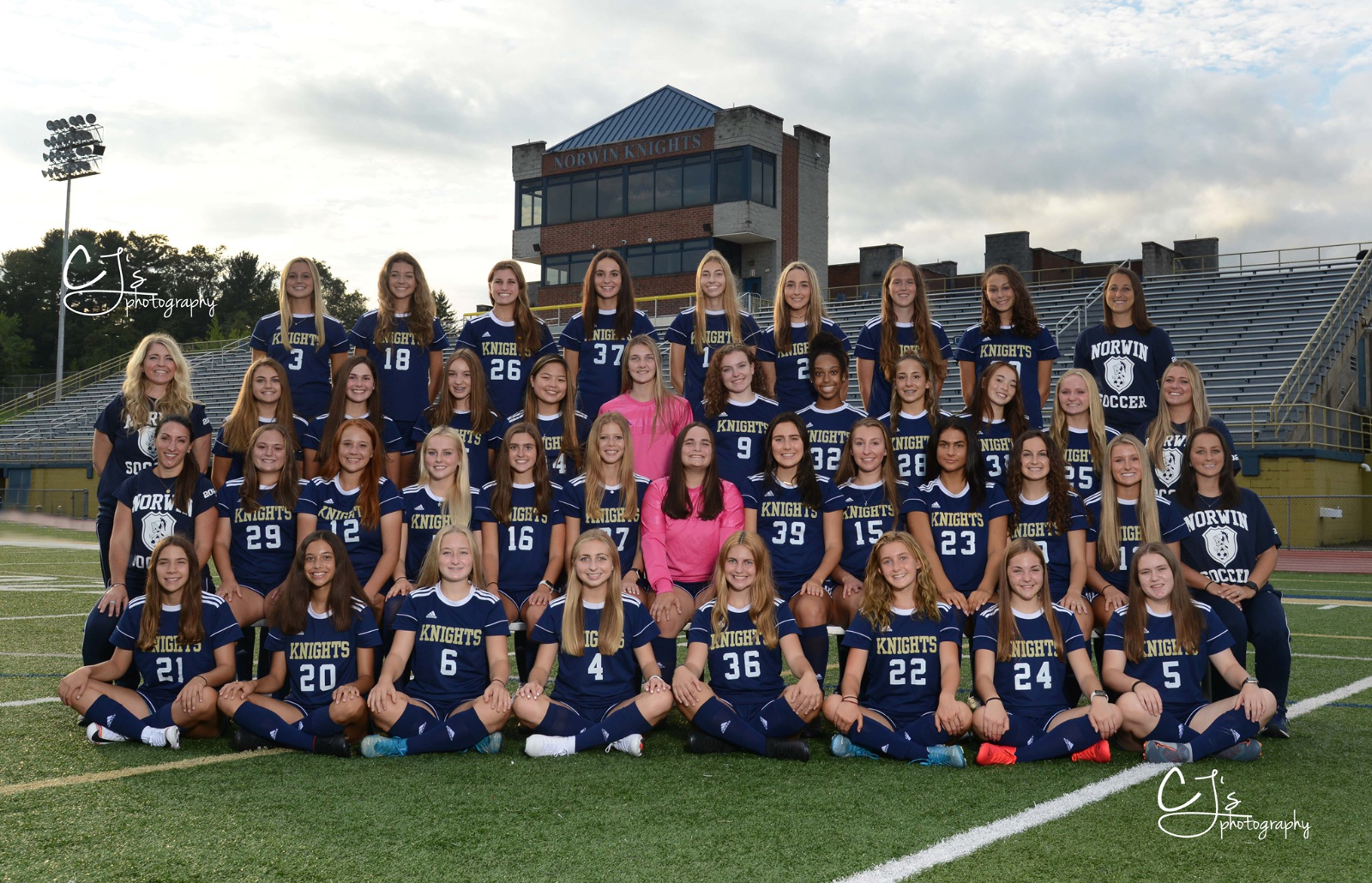 Norwin Athletics Daily Live Stream Girls V Soccer October 20,2020