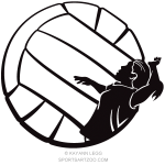 Norwin Middle School Volleyball Blue Livestream March 24, 2021