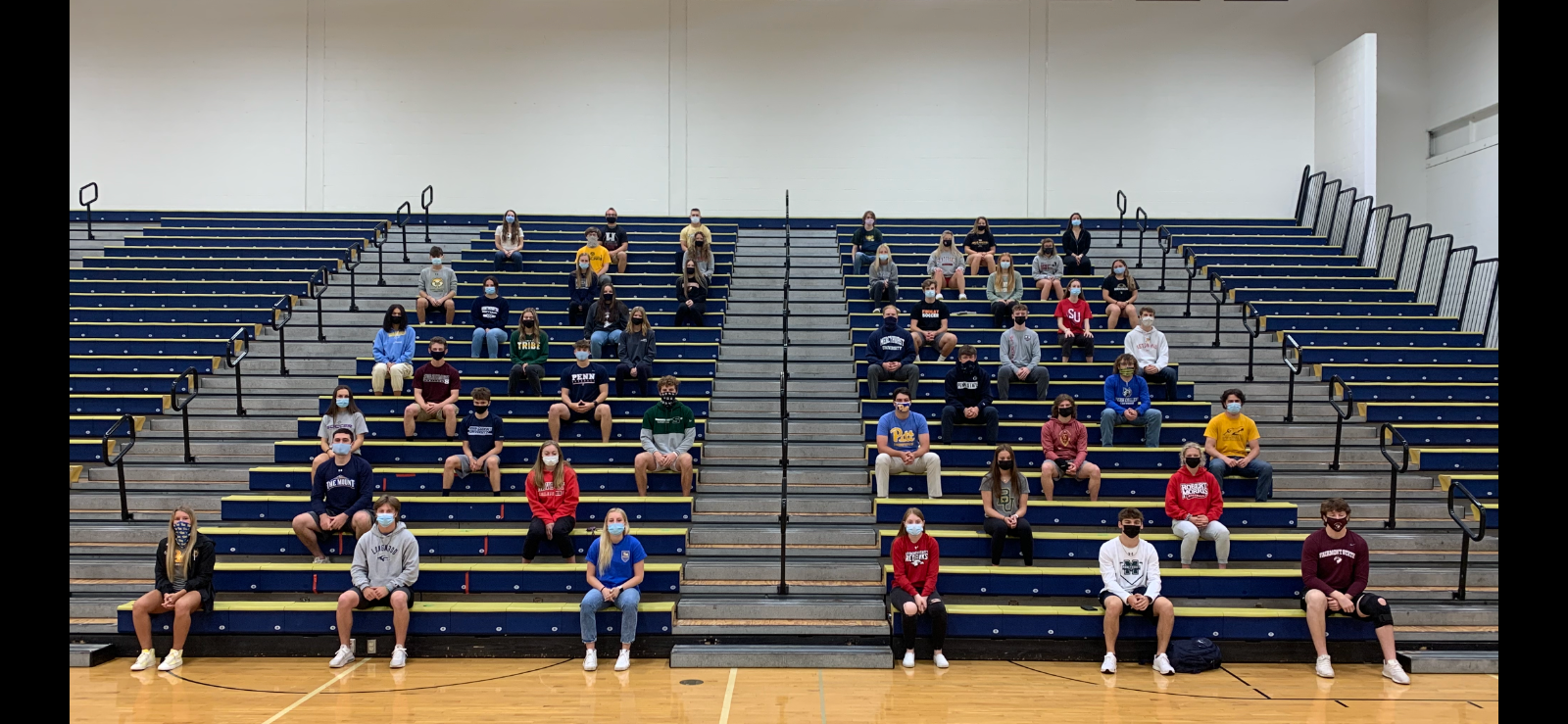 Congratulations to Norwin Class of 2021 Athletes!