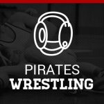 Wrestlers Split Dual Matches