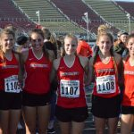 Pinckney Girls Cross Country Place 5th at State Finals!