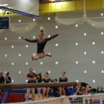 Pinckney student excels in gymnastics!