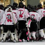 Pink out Game for Pirate Hockey!