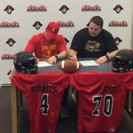 Two Pirates Officially Become Bulldogs!