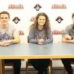 Three Pinckney Athletes Make College Decisions!