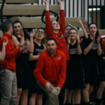 Lady Hoopsters Earn First District Win in 12 Years!