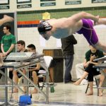 David Turner Swims to a Great Finish!