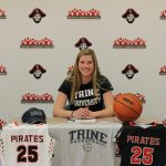 Shay Herbert signs with Trine University!
