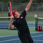 Pinckney Tennis Serves up a Win!