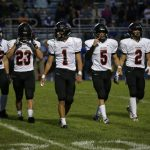 Pirate Football County Leaders