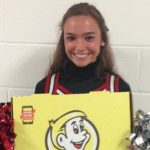 Hungry Howies Fall Scholarship Awarded