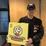 Emch is Awarded Hungry Howies Scholarship