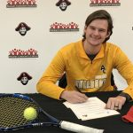Tennis Player of the Year to Become a Bulldog!