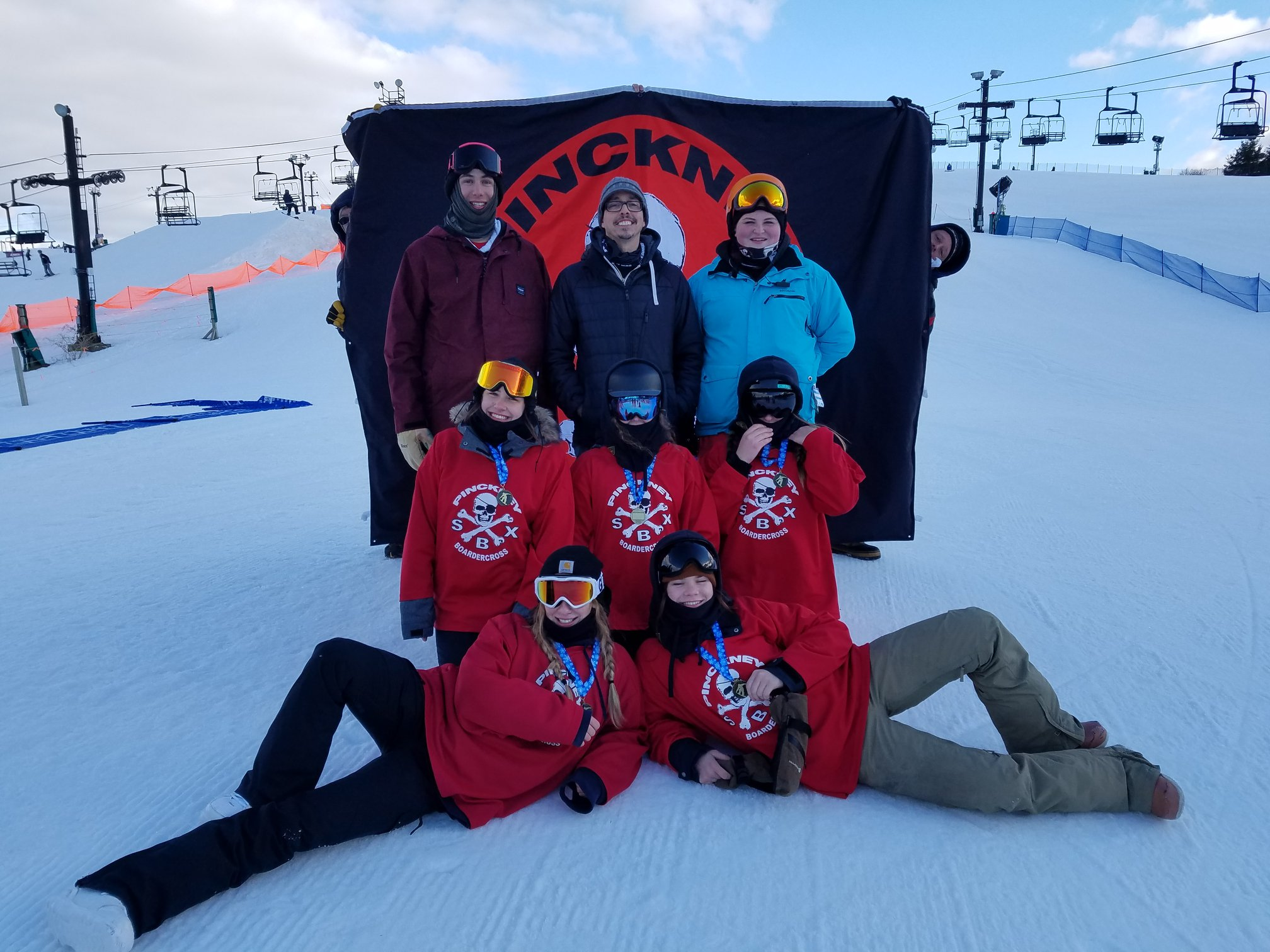 SBX State Champions!