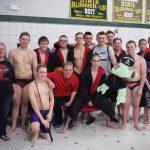 Swim & Dive Places 2nd at SEC Meet