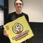 Hungry Howies Spring Scholarship Awarded