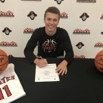 Connor Chynoweth Signs to Play B-Ball at Dominican University