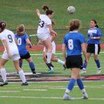 Girls Junior Varsity Soccer beats Adrian 11 – 0
