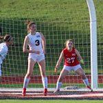 Girls Junior Varsity Soccer ties Saline 0 – 0