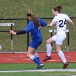 Girls Junior Varsity Soccer beats Lincoln 10 – 0