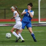 Girls Junior Varsity Soccer beats Lincoln 10 – 1