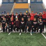 Boys Track Team Wins SEC