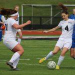 Girls Junior Varsity Soccer beats Ypsilanti Community 10 – 1