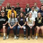 Class of 2018 College Athlete Signees
