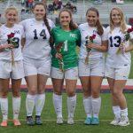 Girls Varsity Soccer falls to Dexter 4 – 0