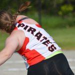 Senior Emma Gordon Breaks Shot Put Record