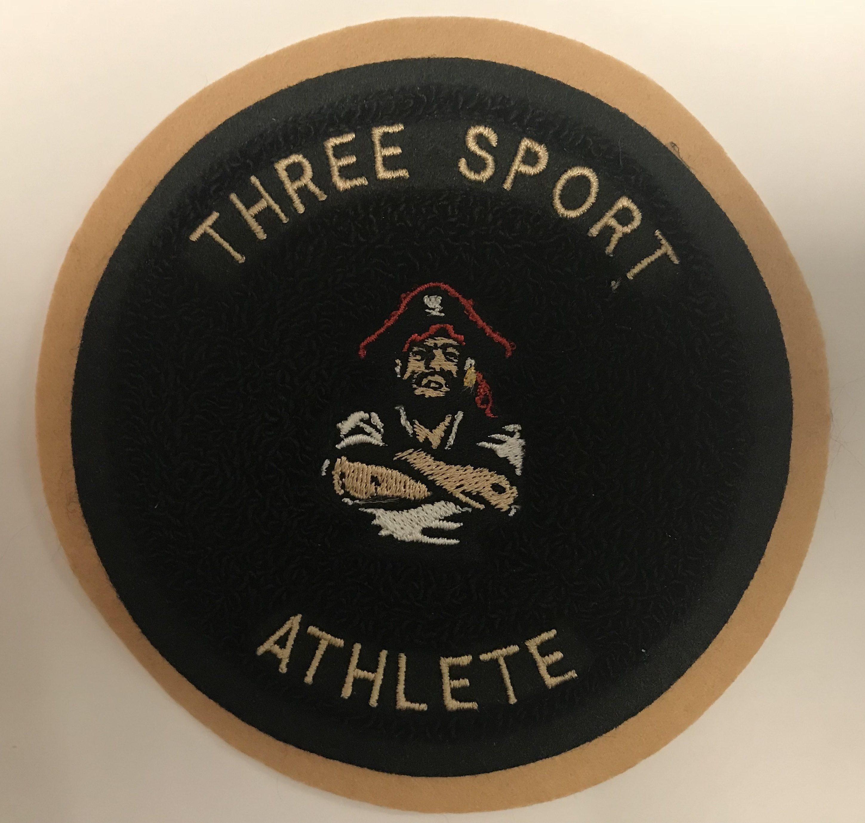 2019 – 2020 Three Sport Athletes